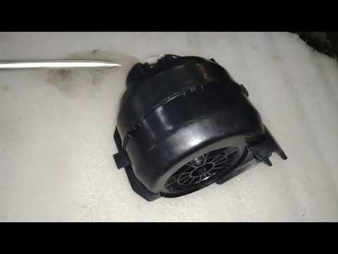 Замена мотора печки ВАЗ 2114