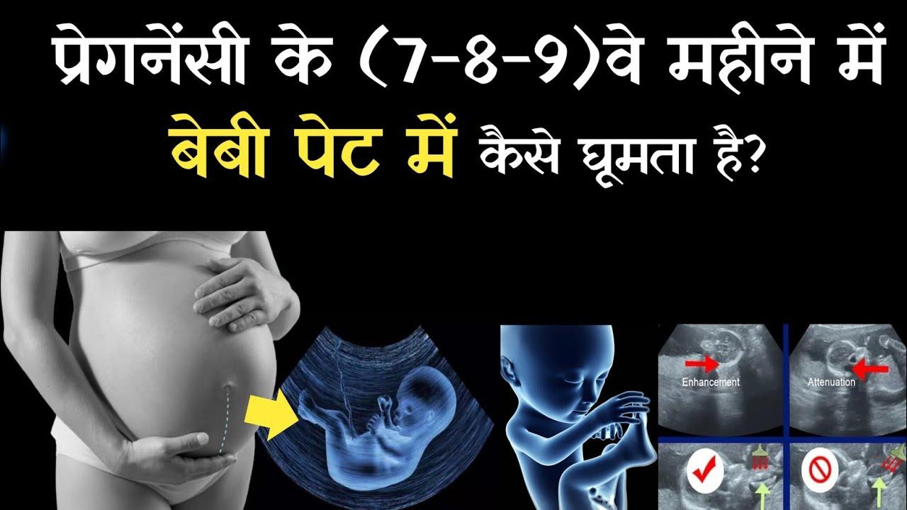 Bache Ki Halchal   Baby Movement   गर्भ में लड़का कितने महीने में हलचल करता है   Baby Kicks Pregnancy