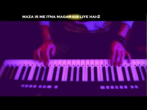Ye Maana Meri Jaan Mohabbat Saza Hai-Instrumental