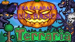 Pumpkin Moon Guía básica - Eventos Terraria