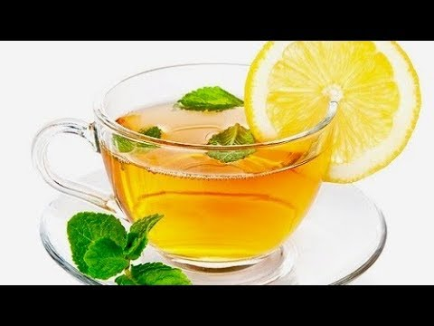 Drink Green Tea And Lemon Every Morning, THIS Will Happen To Your Body!