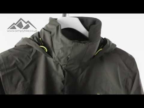 The North Face Mens Sangro Jacket - www.simplyhike.co.uk