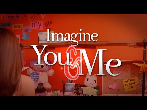 WATCH: Lyric video of 'Imagine You & Me'