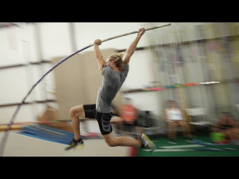 Airrosti Testimonial: Logan Cunningham Professional Pole Vaulter