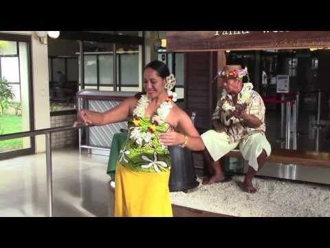 PAUL HODGE: TAHITI'S FAA'A INTERNATIONAL AIRPORT, 2013 SOLO AROUND WORLD IN 24 DAYS, Ch 115