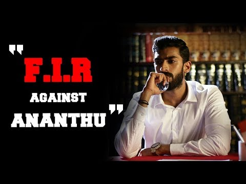 """f.i.r-against-ananthu""-