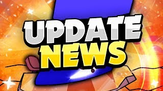 UPDATE NEWS! - Brawl Talk Tomorrow! + Update Sneak Peek! - Brawl Stars