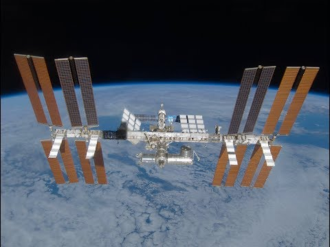 International Space Station: the Designing & Construction