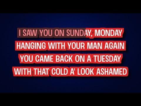 Cheating - John Newman | Karaoke