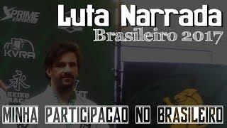 Baixar Brasileiro de Jiu Jitsu - Luta Narrada