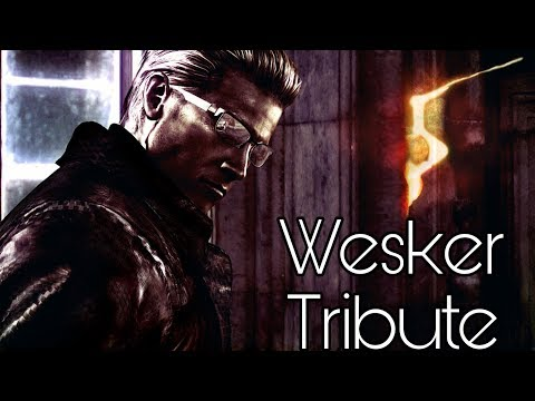Resident Evil 5 Wesker Tribute GMV-A Perfect Circle- Outsider(Apocalypse Remix)