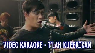 Repvblik - Tlah Kuberikan Karaoke (Official Audio)
