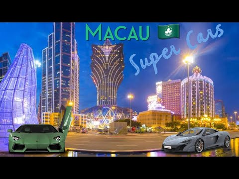 Super Cars in Macau