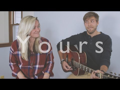 Yours | Russell Dickerson (cover)