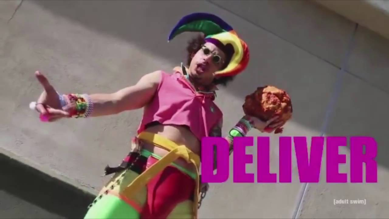 Pizza Ball Eric Andre Show Season 4 Youtube