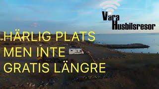 Ranarps strand, Bjärehalvön Skåne