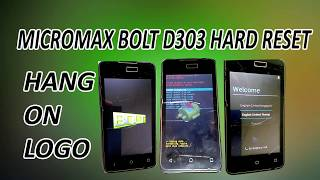 How To Solve Micromax Bolt D303 Hang Problem