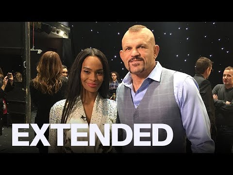 Chuck Liddell Talks Going Home Early | CELEBRITY BIG BROTHER