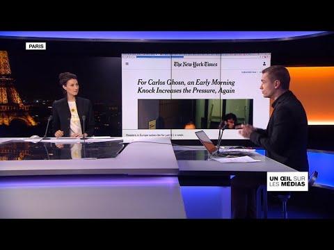 Carlos Ghosn : Retour en prison
