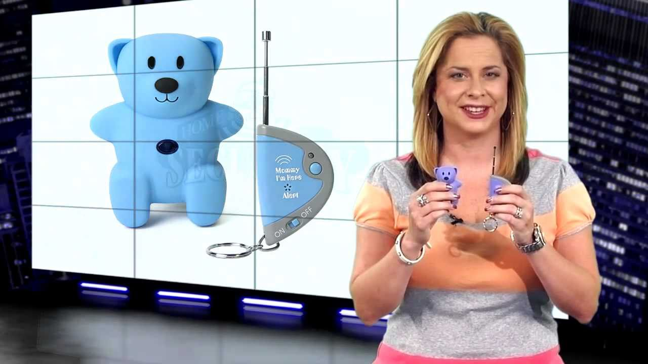 Mommy I/'m Here Advanced Alert Child Locator Tracker Teddy NEW find your kid now!