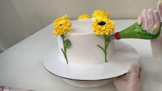 ЯРКИЙ ЛЕТНИЙ тортик Красивый торт