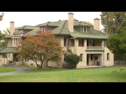 Rare Tour of Amazing Stearns Mansion in Wyoming, Ohio