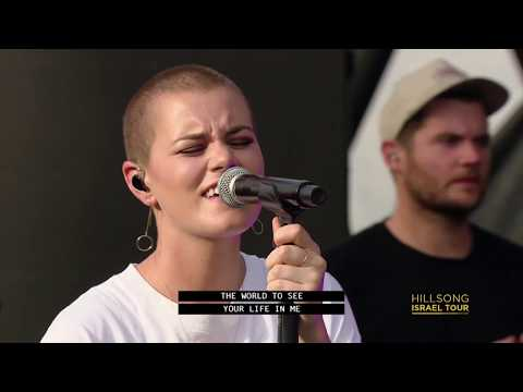"Hillsong United - ""Broken Vessels"" (Live show at the Sea of Galilee)"