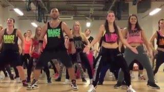 Karetus - Nah Nah Nah ft. Ce'Cile - Salsation Choreography by Julia Kopystecka