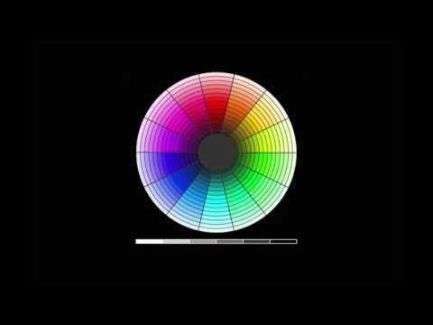 Assignment 12 Web Safe Colors