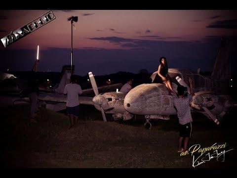BTS for Profile [ Mayco Songodanan ] at Aviation Graveyard #2 (프로필 촬영 현장 모습)