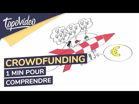 Crowdfunding : 1 minute pour comprendre par TopoVideo et Sparkup