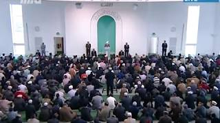 Cuma Hutbesi 26-04-2013 - Islam Ahmadiyya