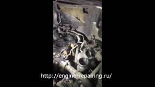 Диагностика двигателя Nissan Navara