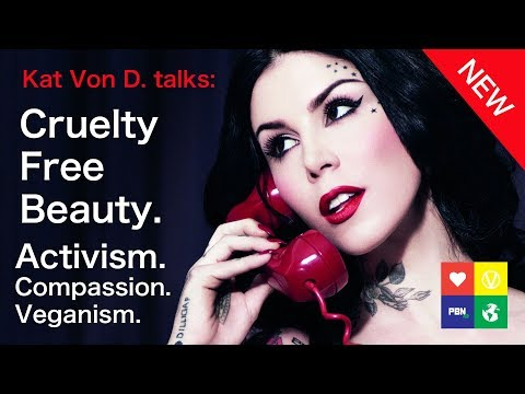 "Kat Von D: ""The Consumer Has All The POWER..""  