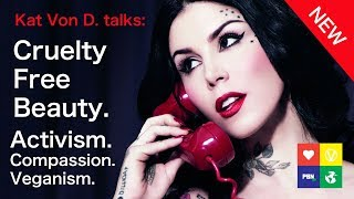 "Video Kat Von D: ""The Consumer Has All The POWER..""  