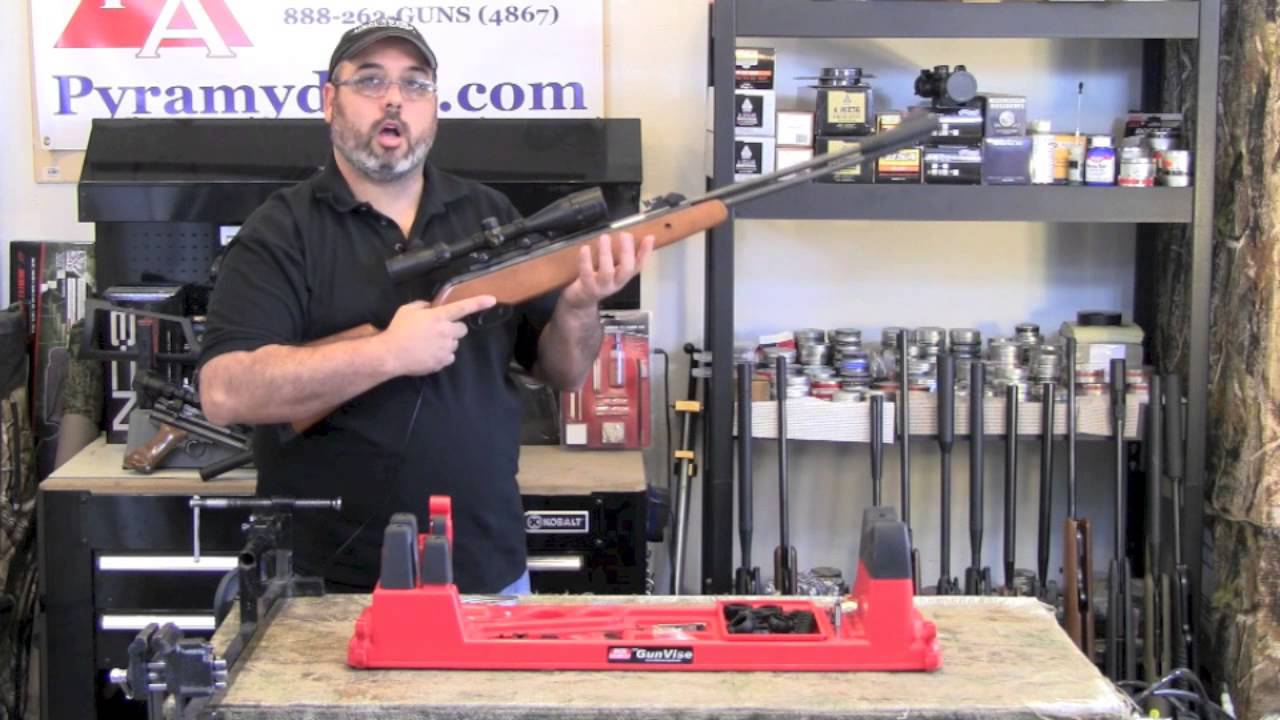 Browning Leverage  22 Cal - Product Review