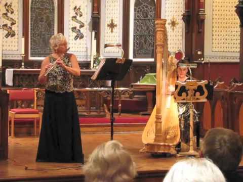 Nova Brilliante:  J.S. Bach Sonata in C, BWV 1033
