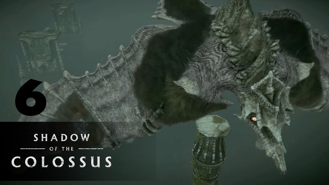 Let's Play: Shadow of the Colossus (PS4) Why Can't We Be ...