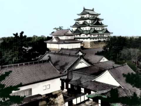 Nagoya Castle and Hommaru Palace-[Network2010]