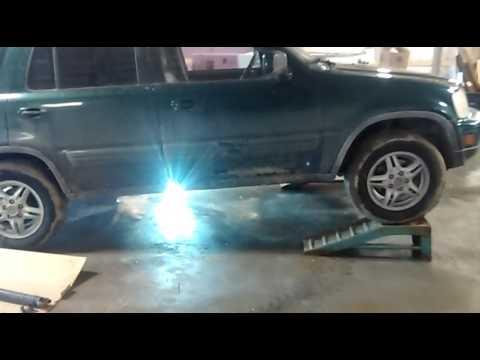 Honda CRV driveshaft replacement