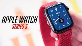 Если брать, то только ради этого. Обзор Apple Watch Series 5