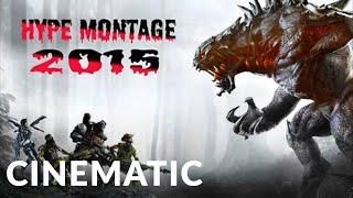 Epic Cinematic | Hype Montage 2015 - Gaming Tribute (Epic Hybrid) - Epic Music VN