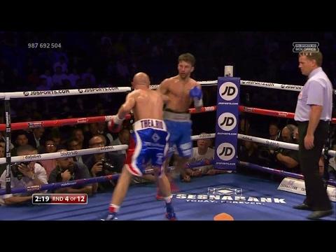 Lee Haskins vs Stuart Hall HD Charles LcStovall
