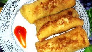 চিকেন রোল রেসিপি    Chicken Roll Recipe    Chicken spring Roll    স্পেশাল  মুচমুচে চিকেন রোল