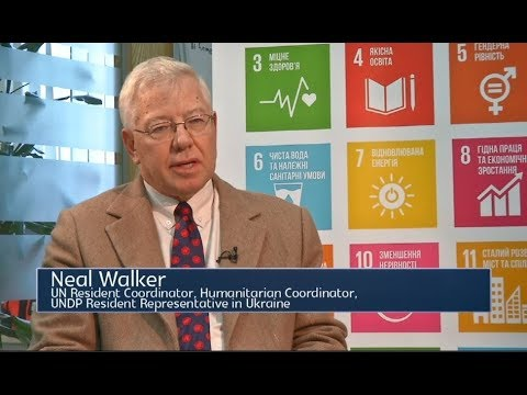 Interview of the UN Resident Coordinator in Ukraine 5 TV Channel