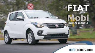 Manejamos el nuevo FIAT Mobi | Autocosmos