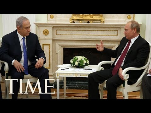 Vladimir Putin And Benjamin Netanyahu Discuss Iran-Syria Ties In Moscow   TIME