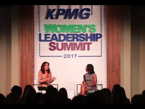 Keynote Kickoff with Dr. Condoleezza Rice at the 2017 KPMG Women's Leadership Summit