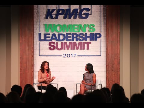 Keynote Kickoff with Dr. Condoleezza Rice at the 2017 KPMG Women