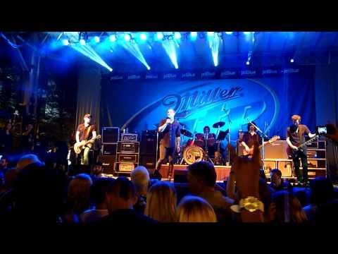 Candlebox - Classic Rock Covers - Live @ Florida Music Festival Orlando 04-21-2012
